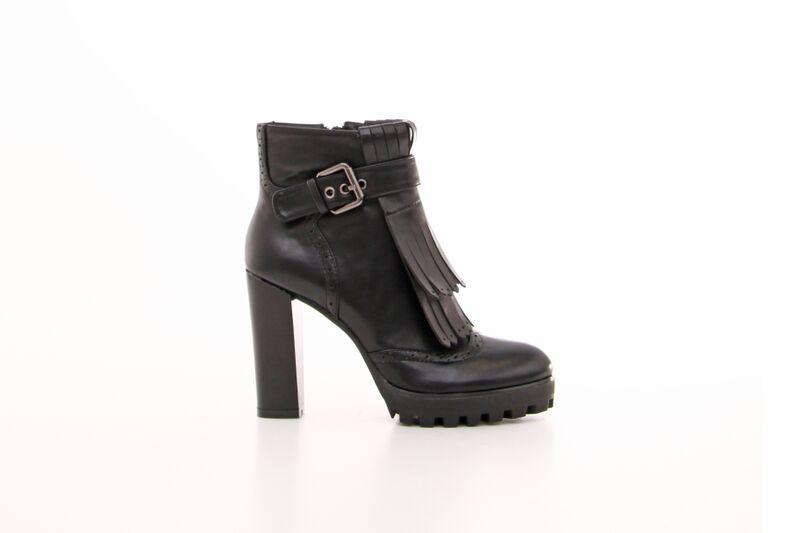 ankle boots frange inverno 2016 blocco 31