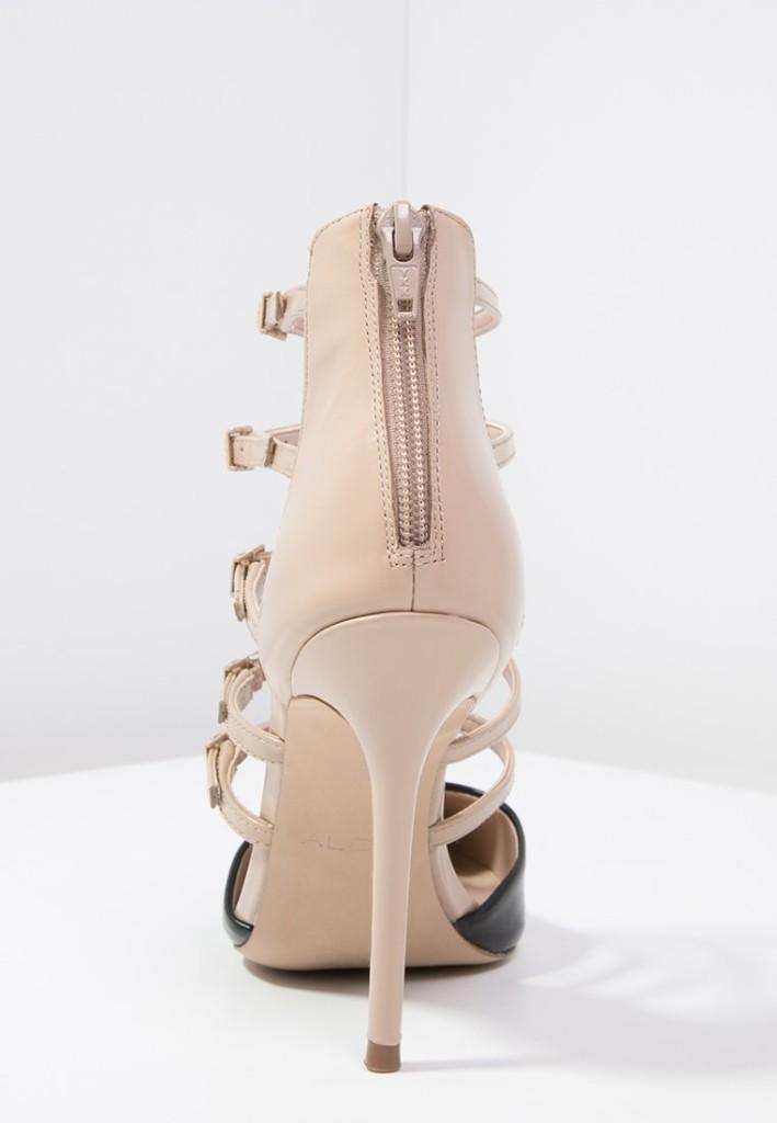 scarpe zip posteriore