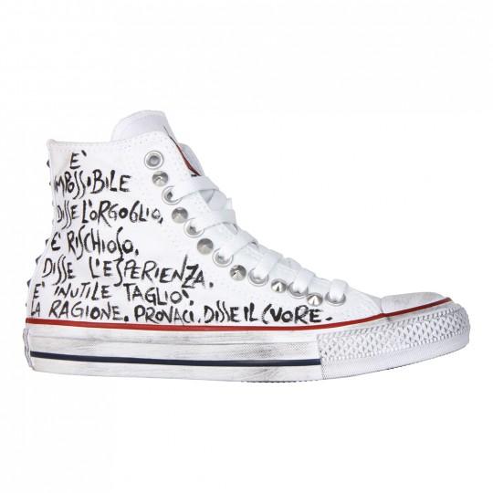 108 Store Viareggio: All Star e sneakers decorate con