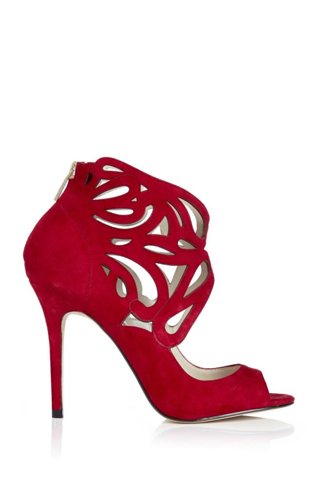 scarpe indossate