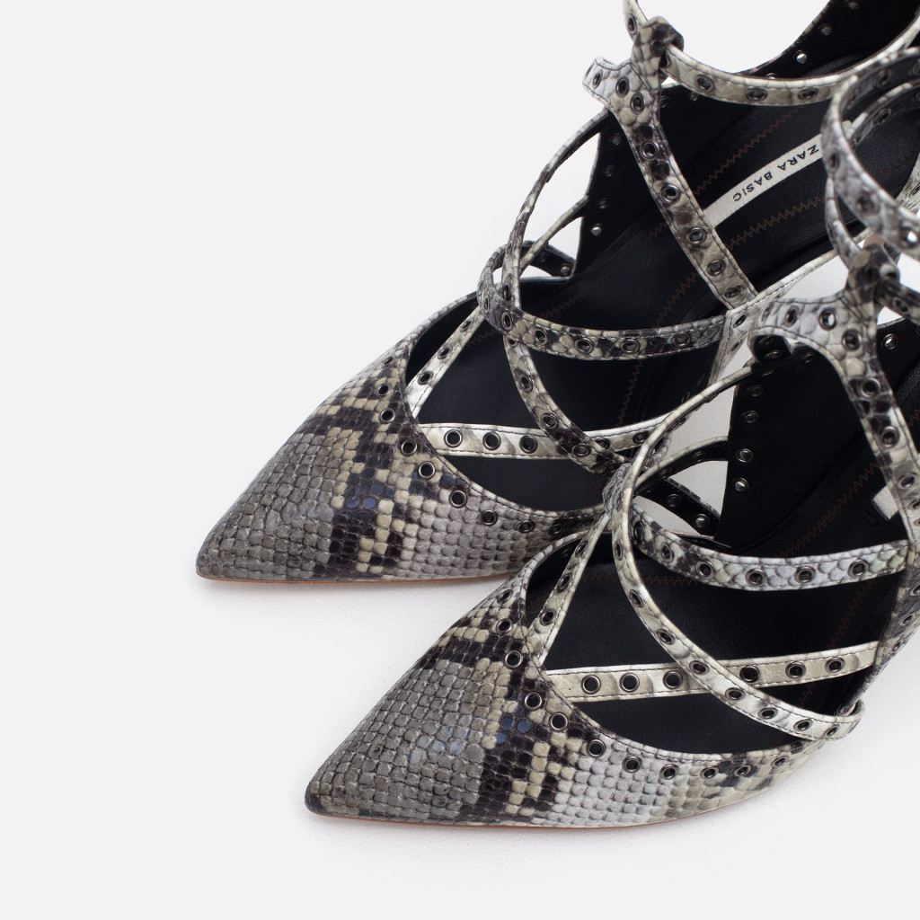 scarpe zara evidenza