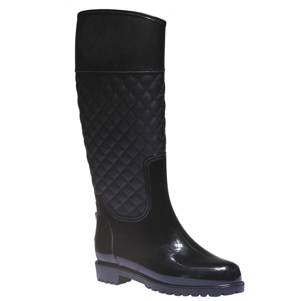 stivali da pioggia matelasse low cost bata