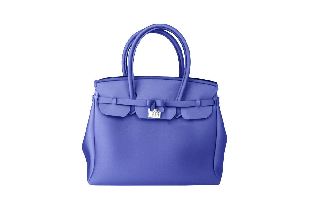 save my bag blu elettrico ss2016