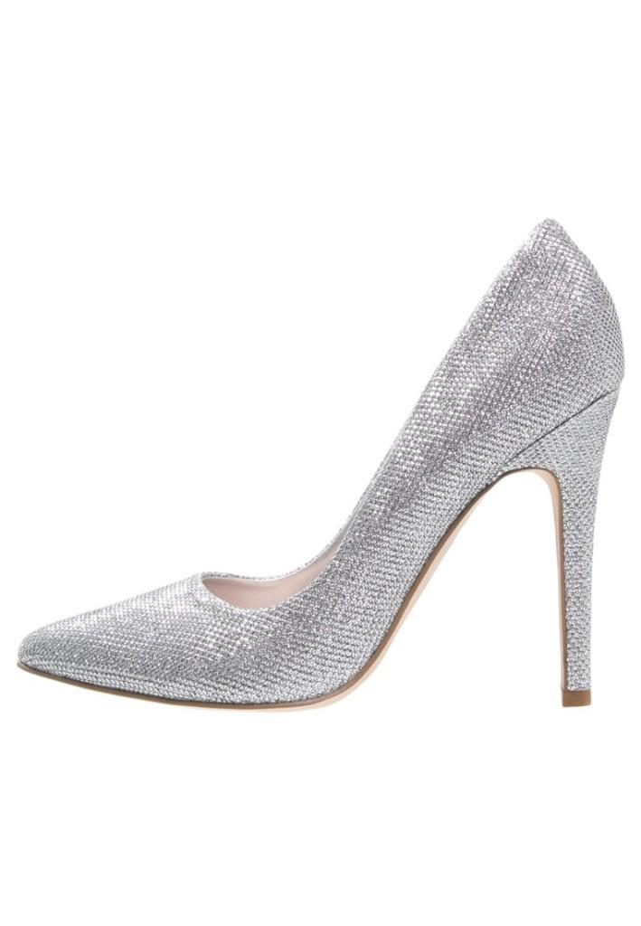 scarpe decollete argento capodanno 2016