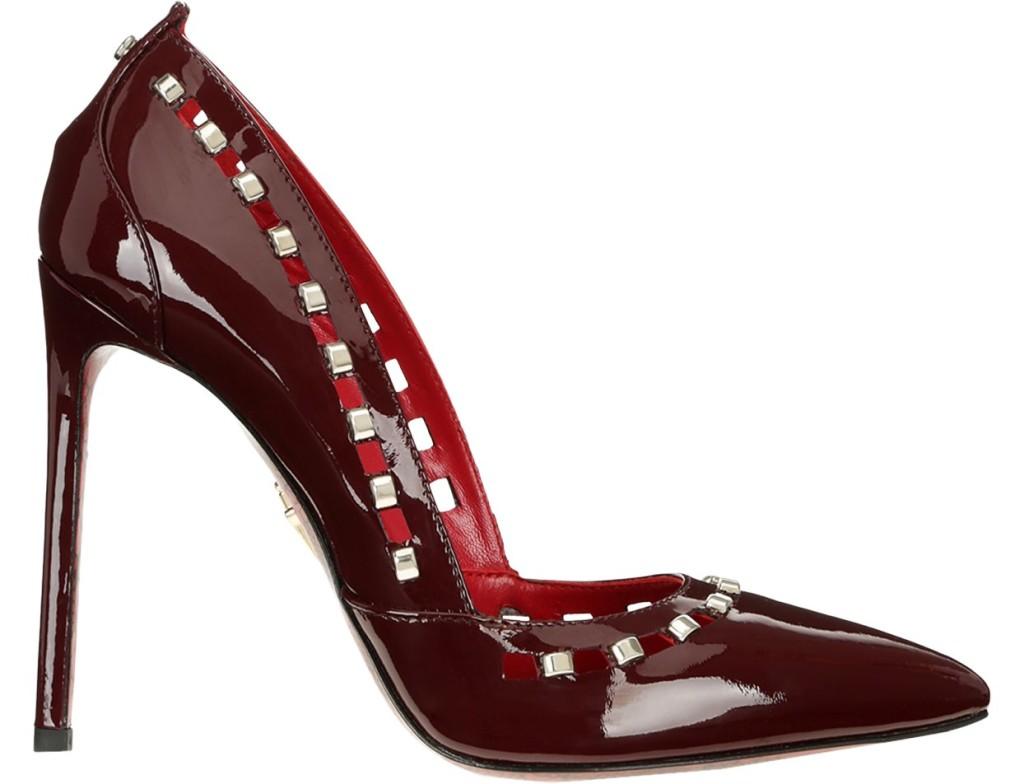 paciotti scarpe bordeaux