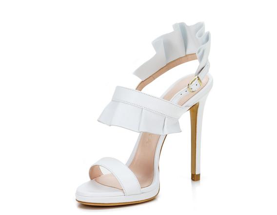 sandali da sposa 2016 marc ellis