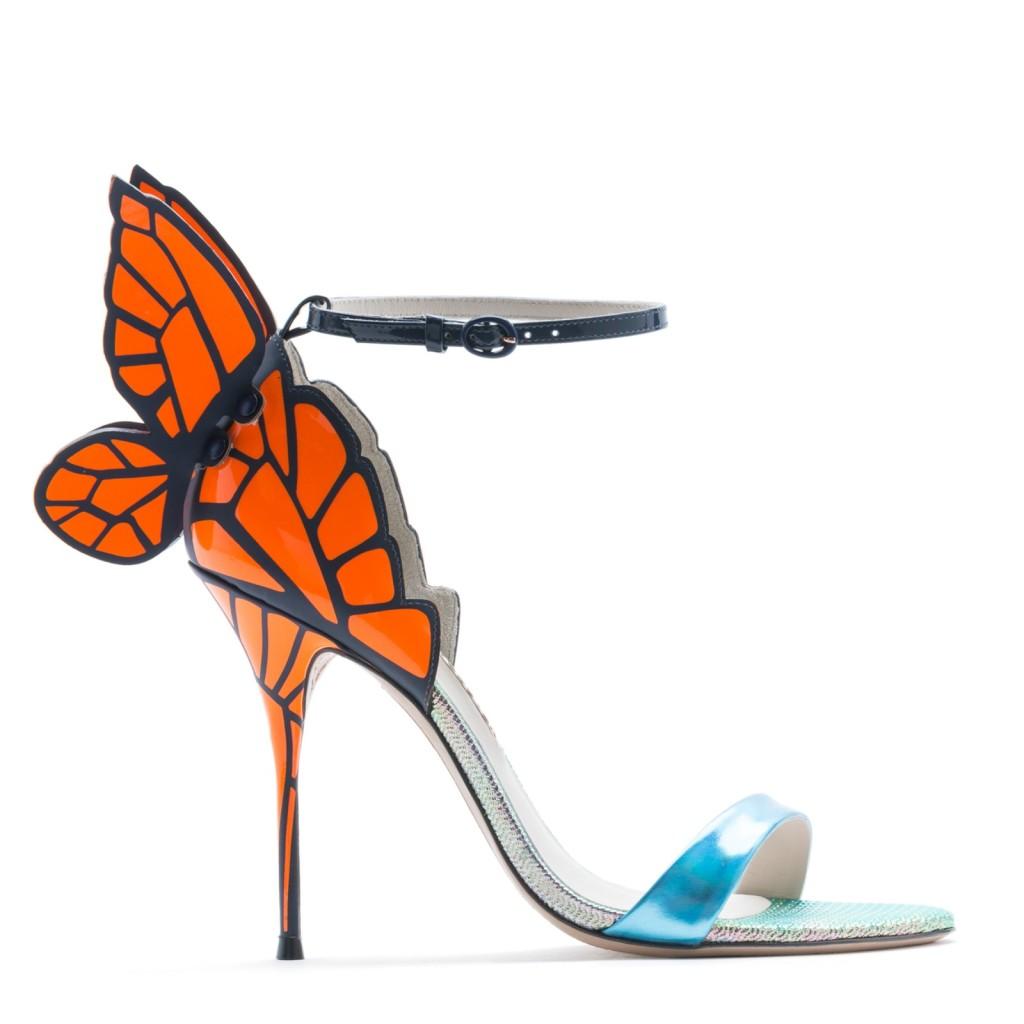 sandali farfalla sconto