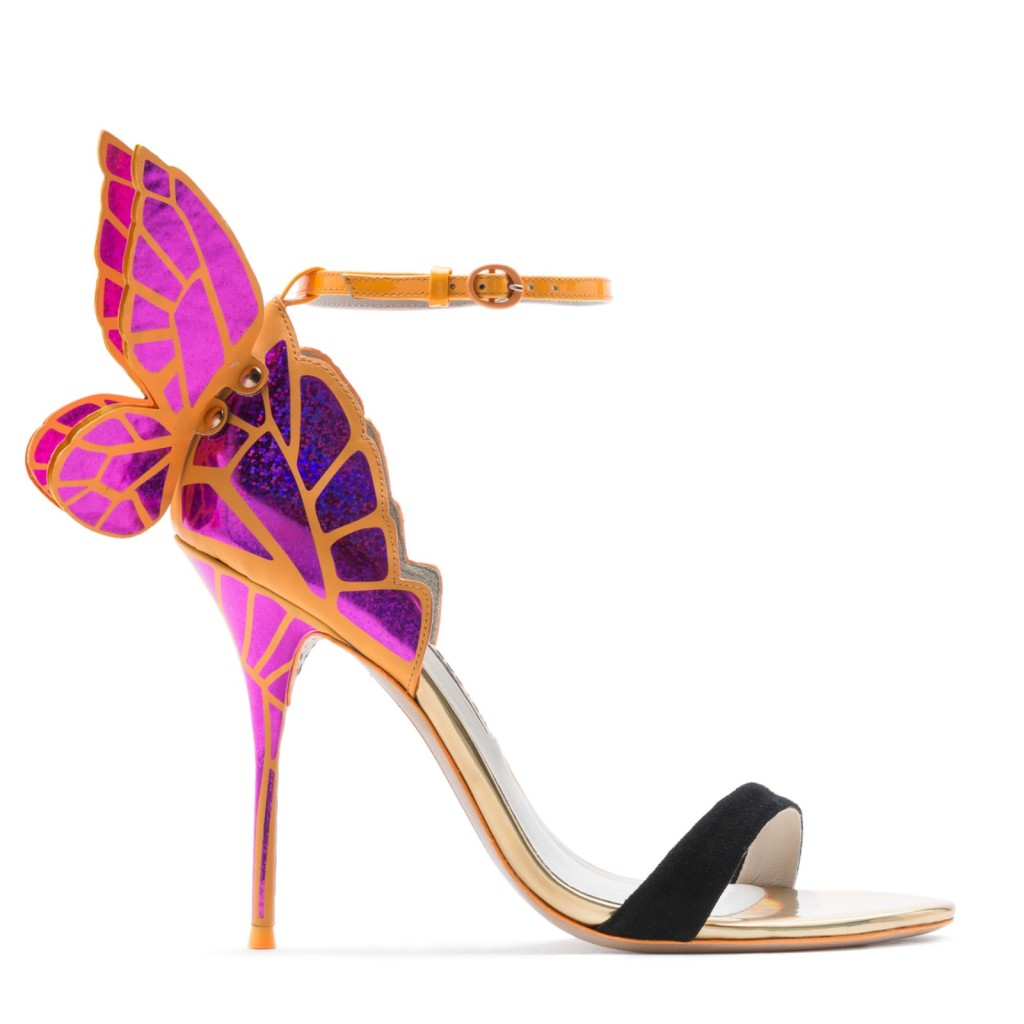sophia webster sandali farfalla saldo