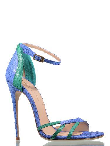 serenity blue heels sandali