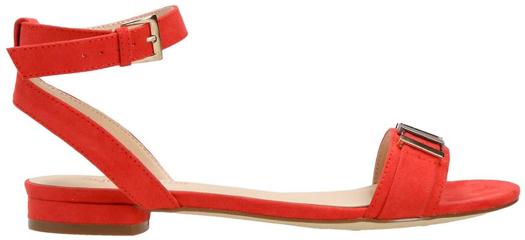 sandaletti rossi+