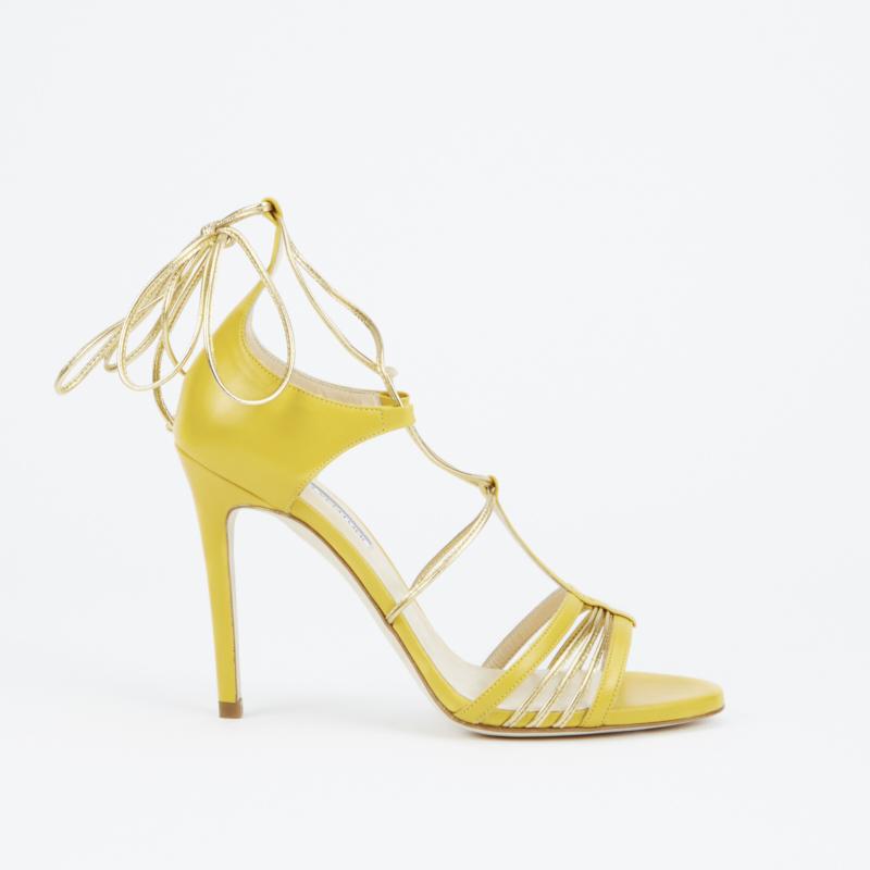 sandali gialli 2016