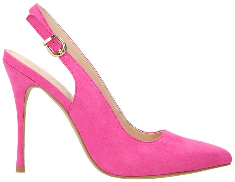 scarpe rosa fuxia
