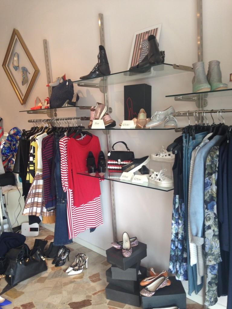 negozio abbigliamento brescia