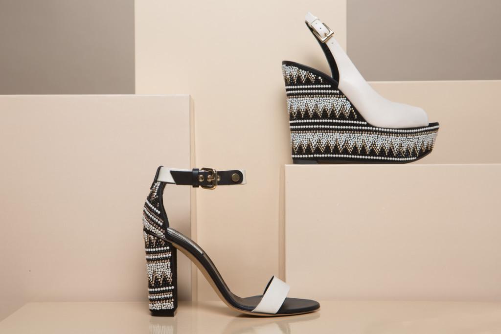 sandali tacco grosso