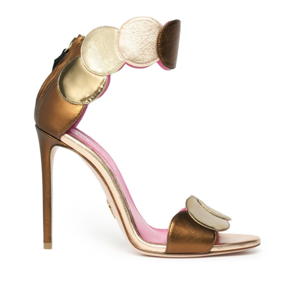 sandalo bronzo oscar tuye ss2016