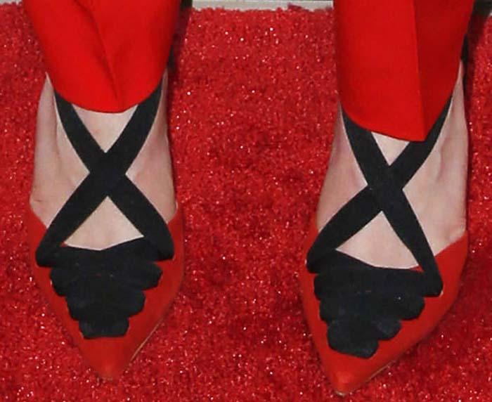 outfit scarpe lacci caviglia