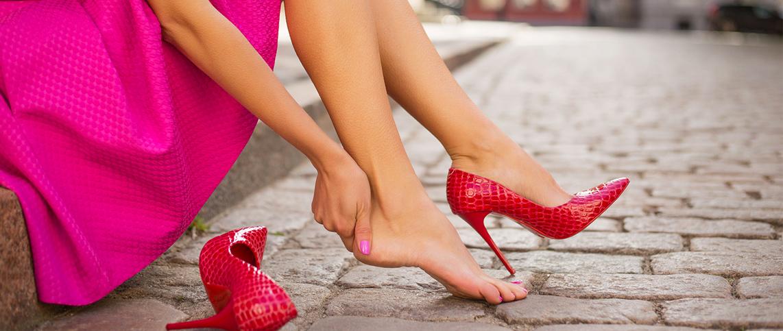 Crossdressers: uomini in tacchi a spillo Shoeplay Fashion