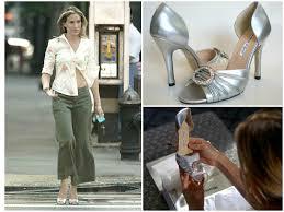 Sex and the city e le scarpe più belle di Carrie Bradshaw