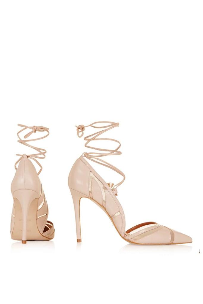 fleur de force lace up shoes topshop 3eb627665dc