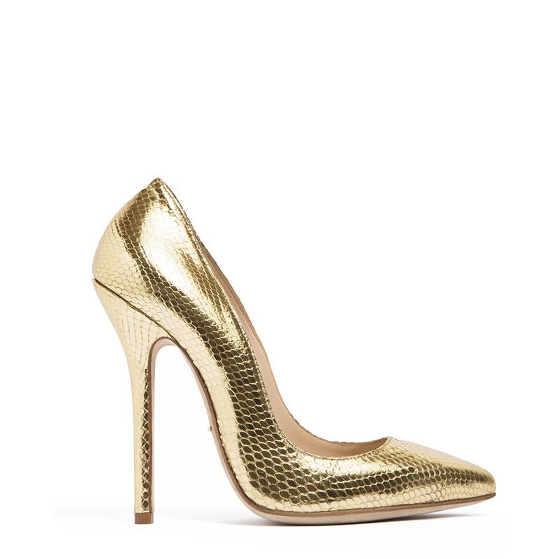 scarpe oro damico milano
