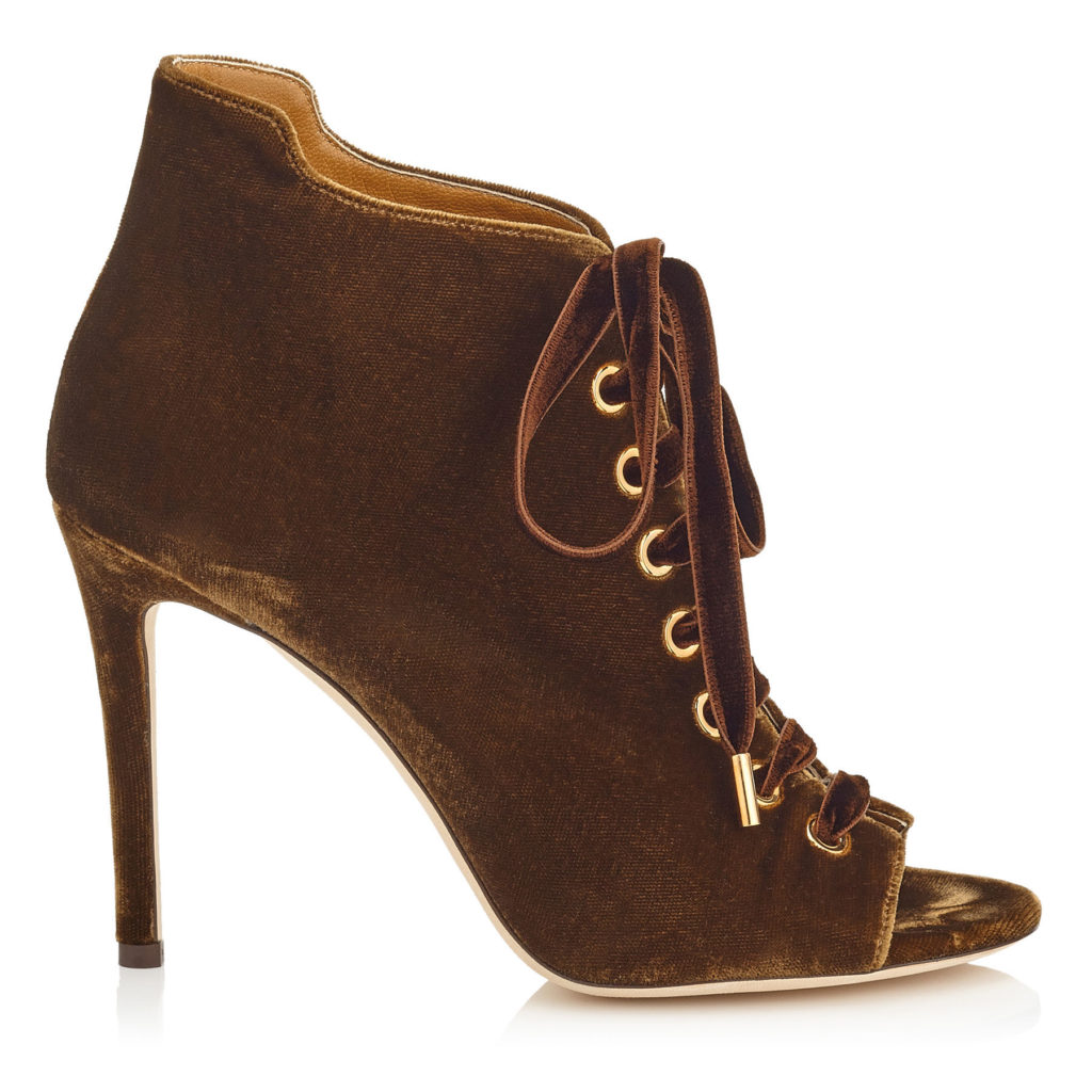 scarpe velluto 2016 2017