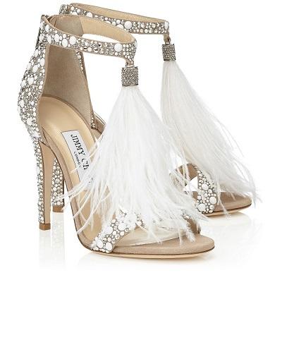 sandali sposa