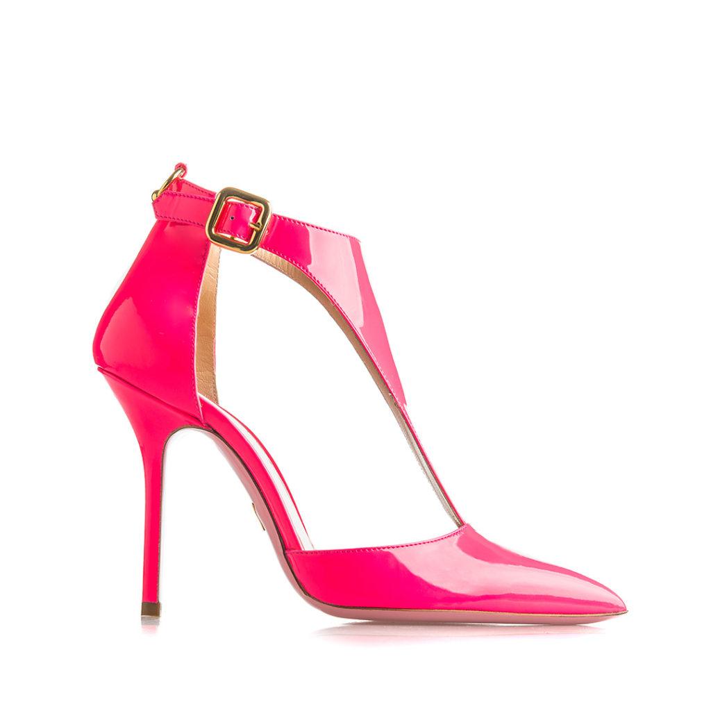 scarpe fuxia