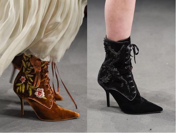 scarpe di moda autunno 2016 2017