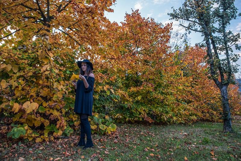 come mi vesto in autunno