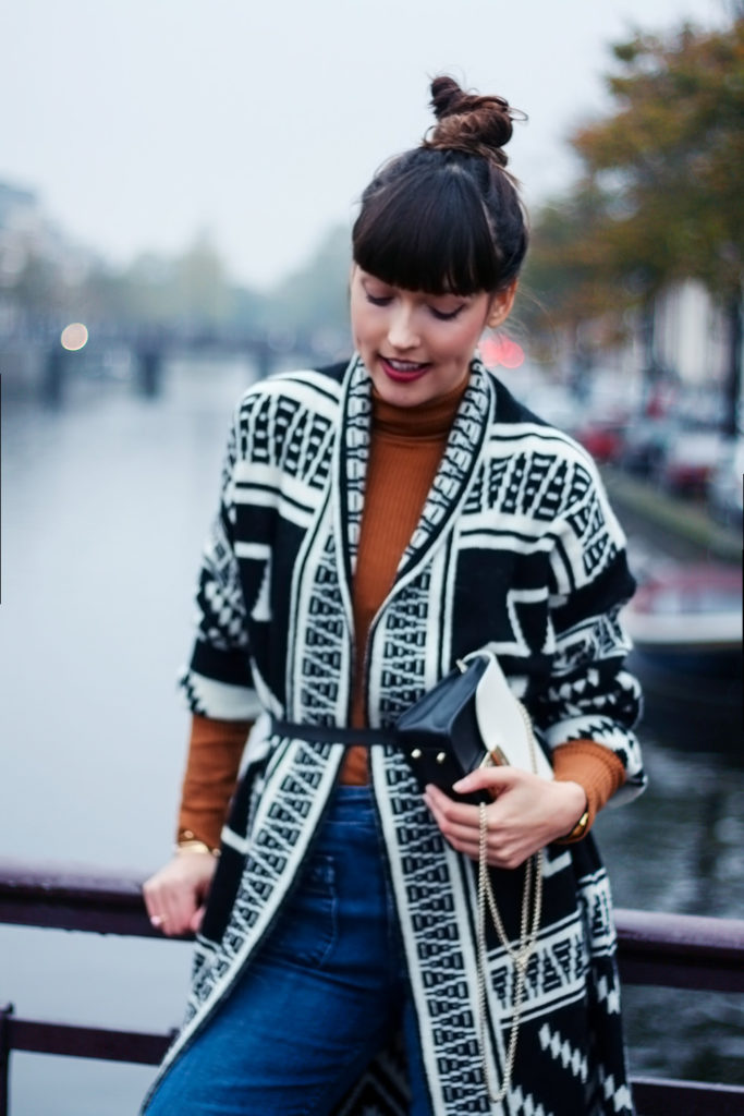 idee outfit con il cardigan