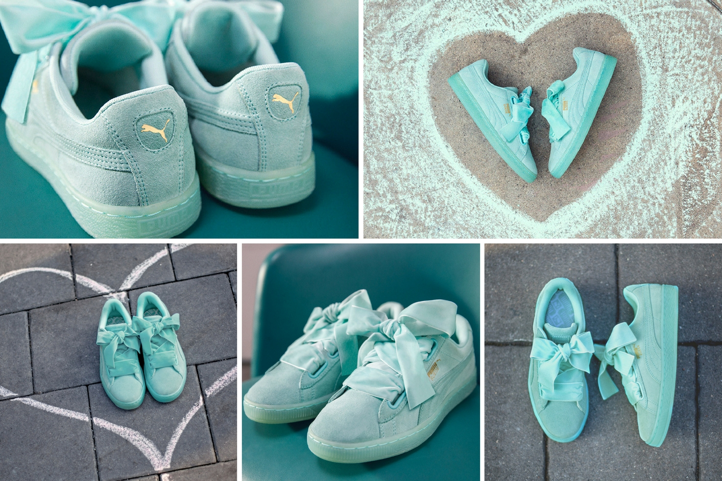 scarpe puma donna 2017 azzurre