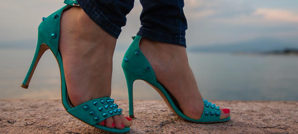 Ci sono scarpe speciali che sono empowerment allo stato puro 0b1b84a34ac