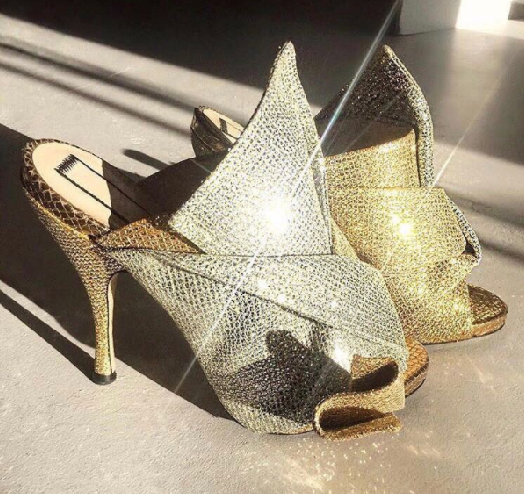 scarpe di luisa ranieri
