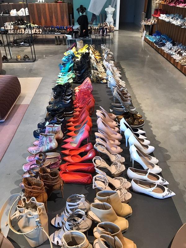outlet di scarpe di lusso