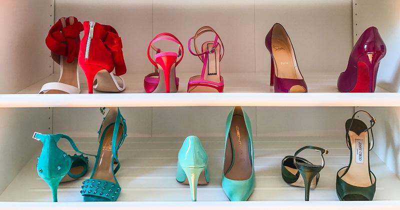 collezionare scarpe