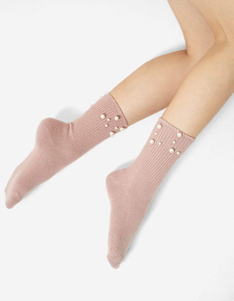 calzini perle