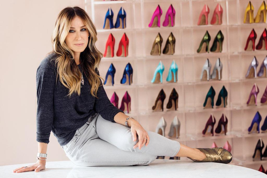 scarpe di sarah jessica parker