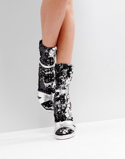 tacchi e calzini