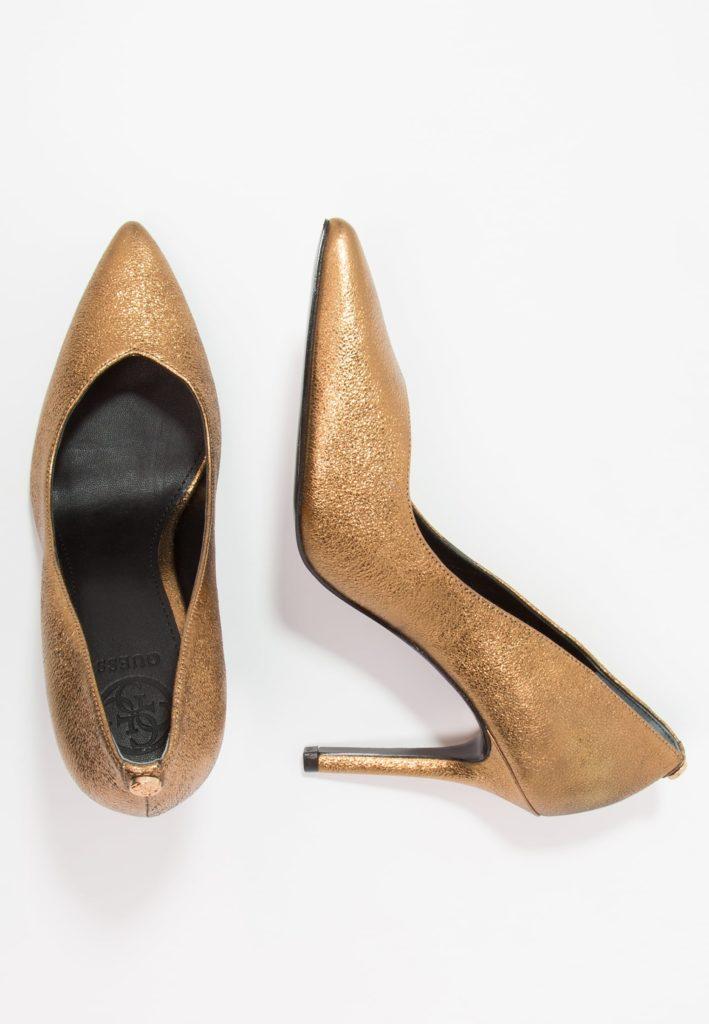 scarpe d'oro