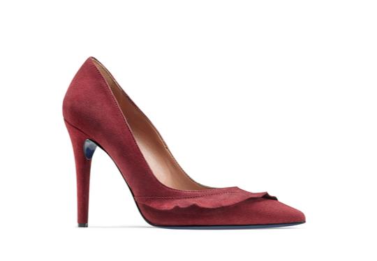 scarpe rosse bata