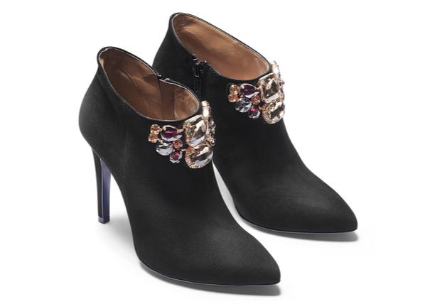 stivaletti strass low cost Shoeplay Fashion blog di scarpe