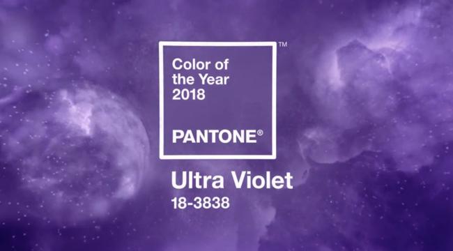 come abbinare ultra violet