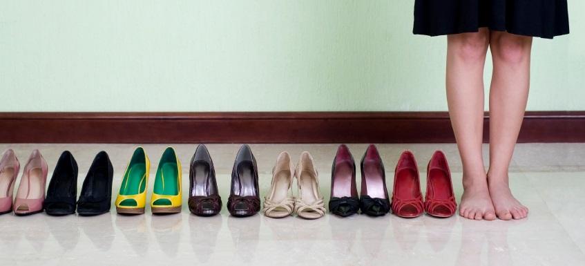 come scegliere scarpe colloquio lavoro
