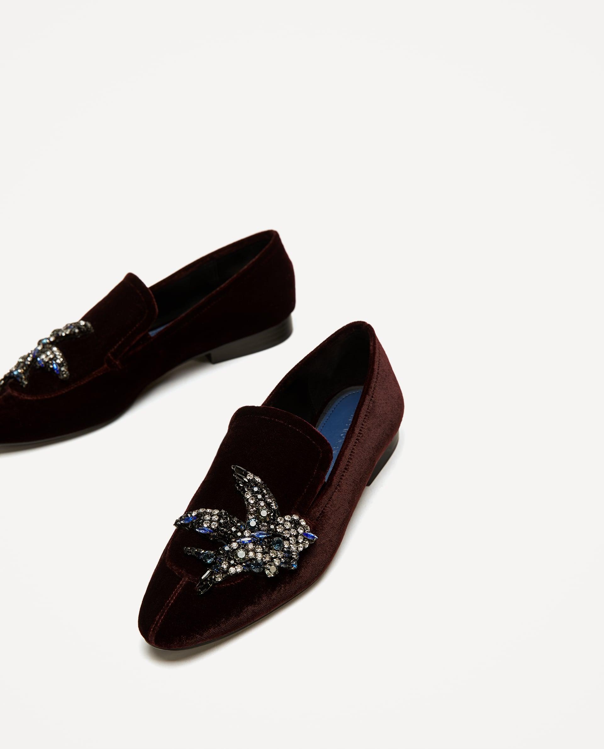 Mocassini Velluto Scarpe Shoeplay Di Qanf8wcv Da Fashion Donna Blog Zara qT0SB