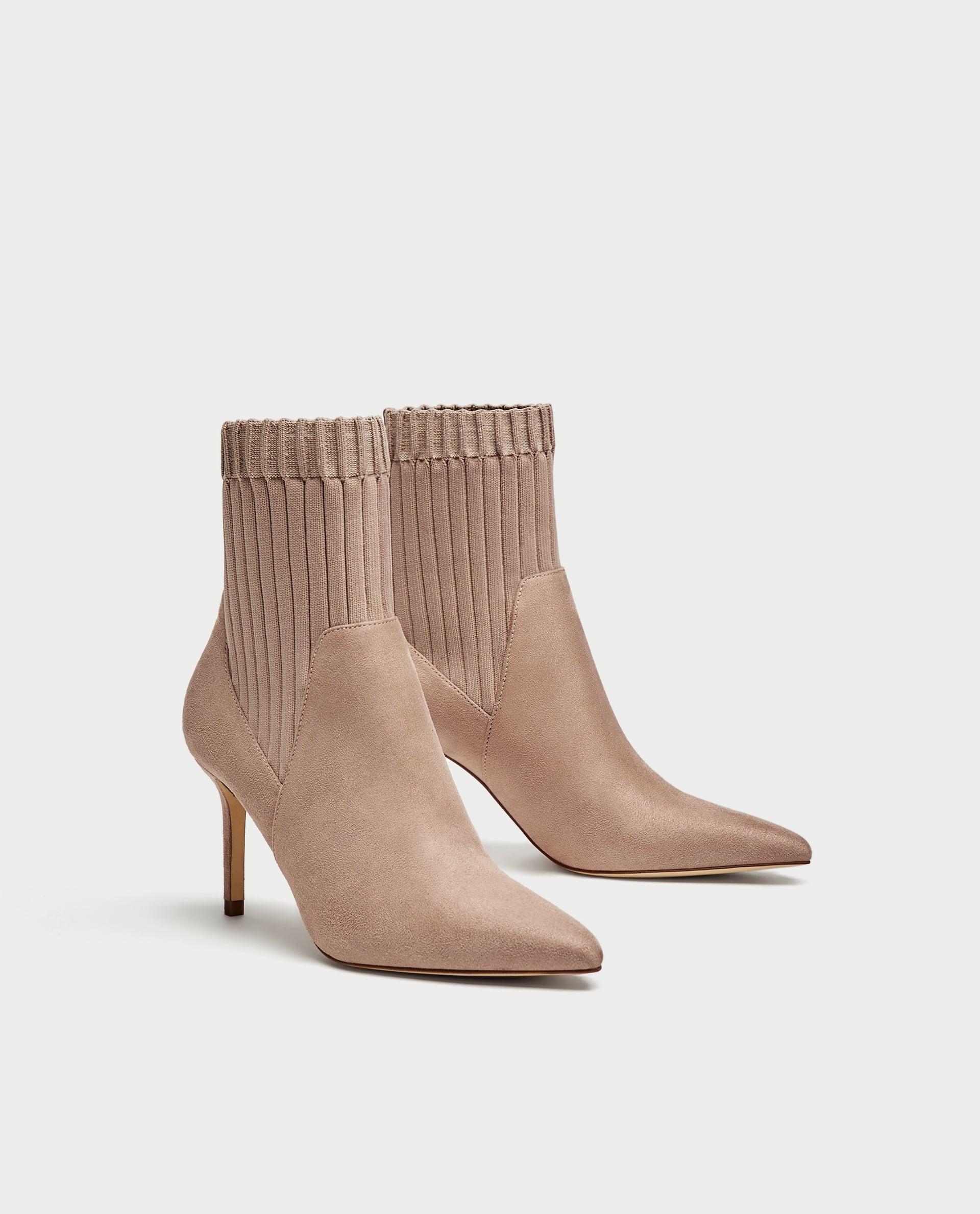 stivaletti zara - Shoeplay Fashion blog di scarpe da donna a079fbba829