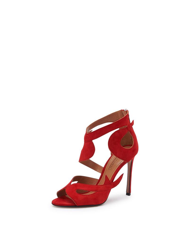sandali rossi 2018