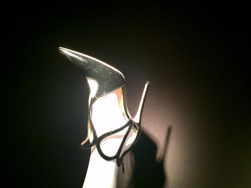 scarpe racine carree