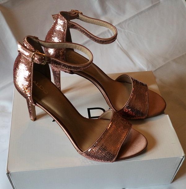 sandali paillettes