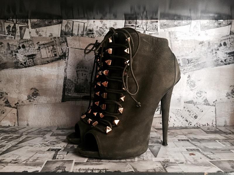 zanotti ankle boots