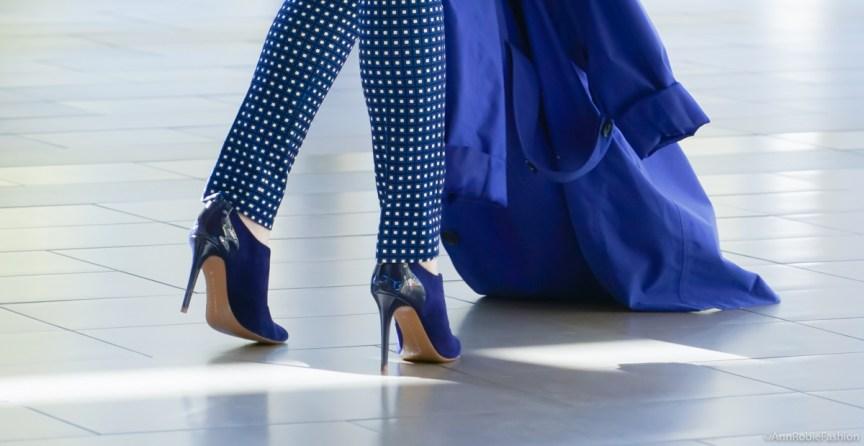 Abbinare le scarpe blu - 11 idee per abbinare le scarpe blu 6993cdb7a41